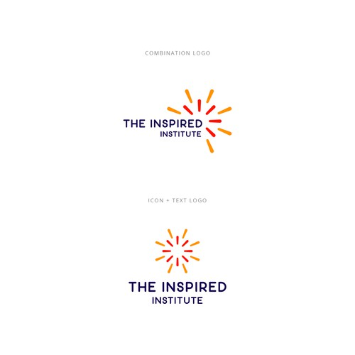 Logo for The Inspired Institute