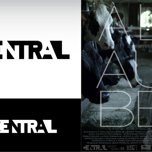 Create the next logo for Central