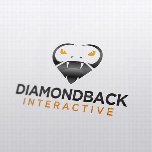Build a Logo for Diamondback