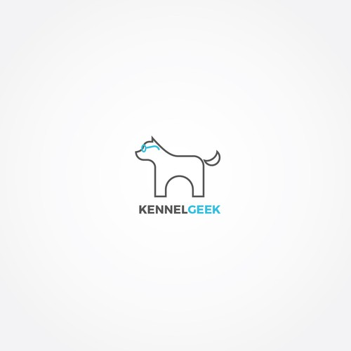Logo concept for kennel business