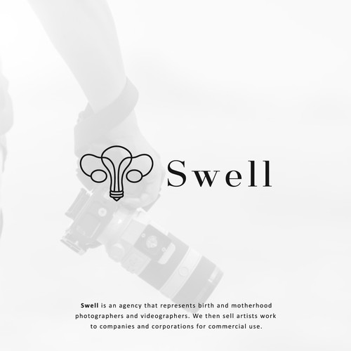 Creative Logo for Photography Brand