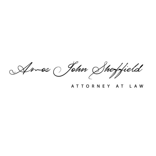 amos john sheffield- attorney at law