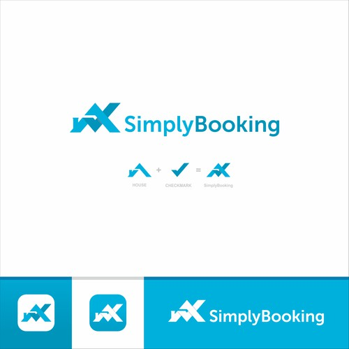 Clear logo for vacation rental software online