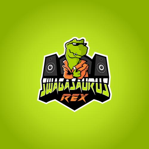 Design a Badass logo/branding package for Swagasaurus Rex