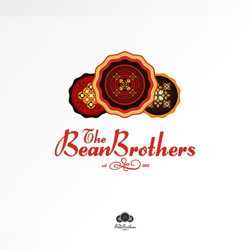 Logo concept for Bean Brothers