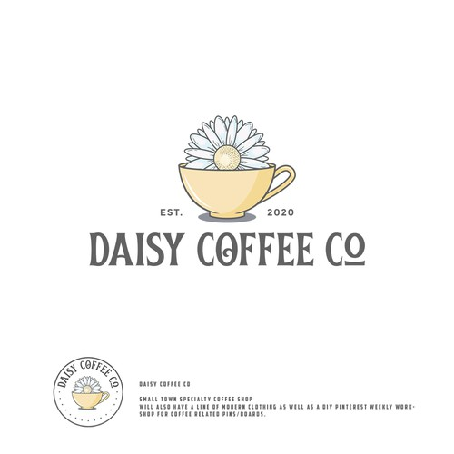 Have sketch ready! Small town coffee shop-Coffee lovers dream sketch!