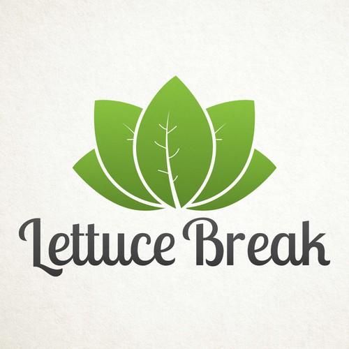 Lettuce Break Logo