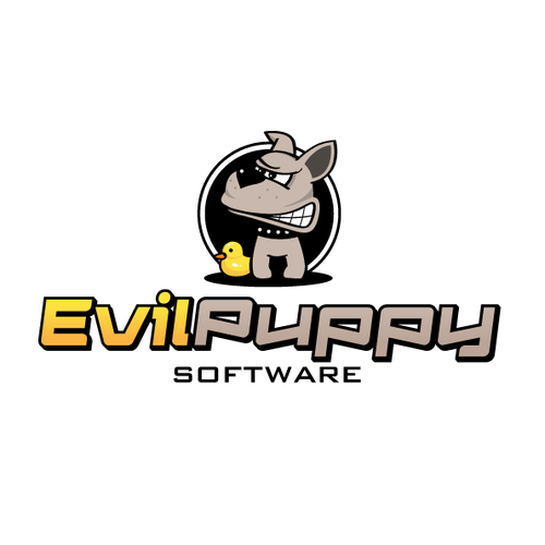 Create a winning logo design for Evil Puppy Software