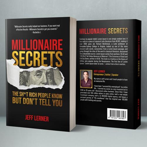 Millionaire Secrets | book cover | Jeff Lerner