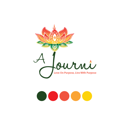 A logo for company which sells wellness product