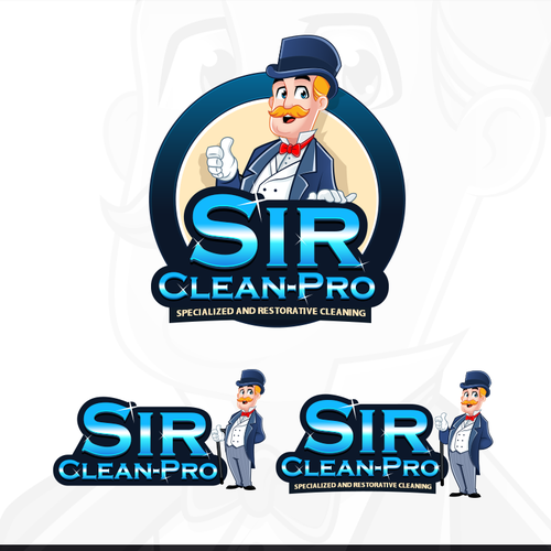 Use your awesome skills to provide a fun and elegant logo for a friendly and professional cleaning/ restoration company.