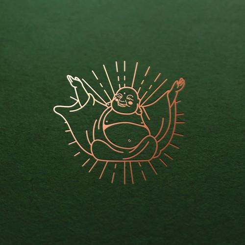 Laughing Budha Cannabis Logo
