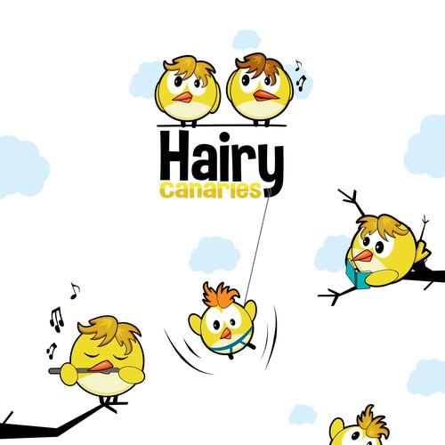 Hairy canaries