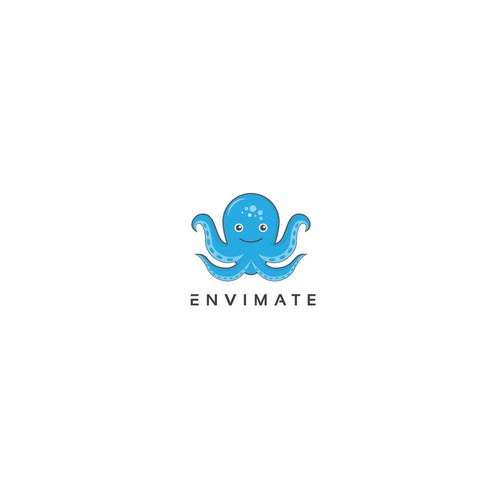 Logo design concept for anvimate