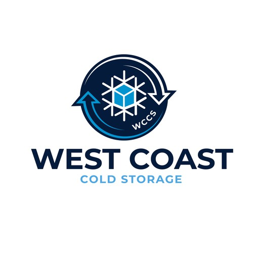 West Coast Cold Storage - Logo Design