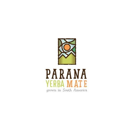 Logo concept for Parana Yerba Mate