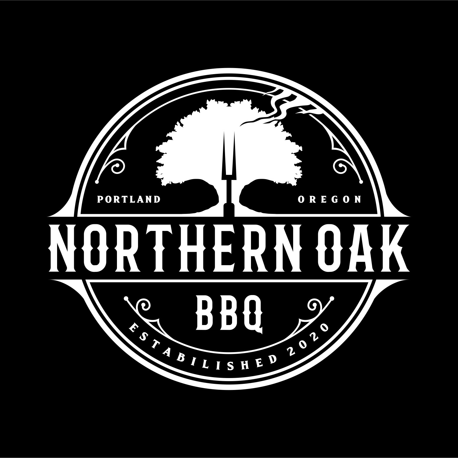 BBQ Food Cart and catering company looking for a Fresh new logo!!