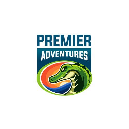 Premier Adventures logo