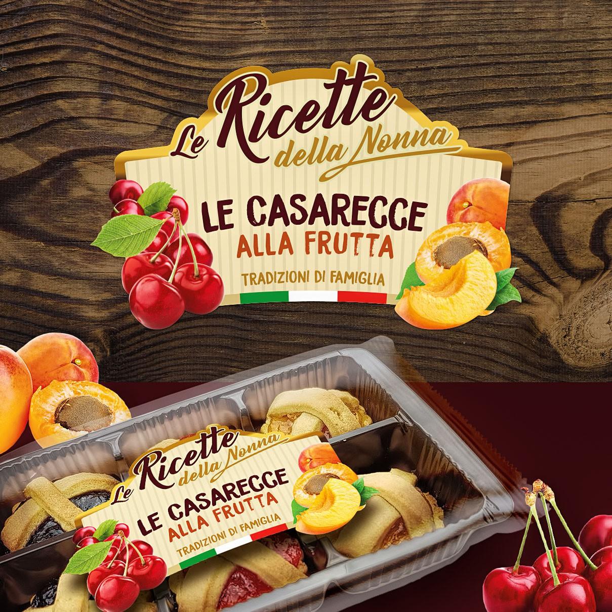 new laber Casarecce Italian brand