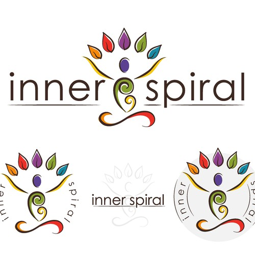 Create an eye catching, memorable logo for a budding wellness facilitator, dancer, artist, healer