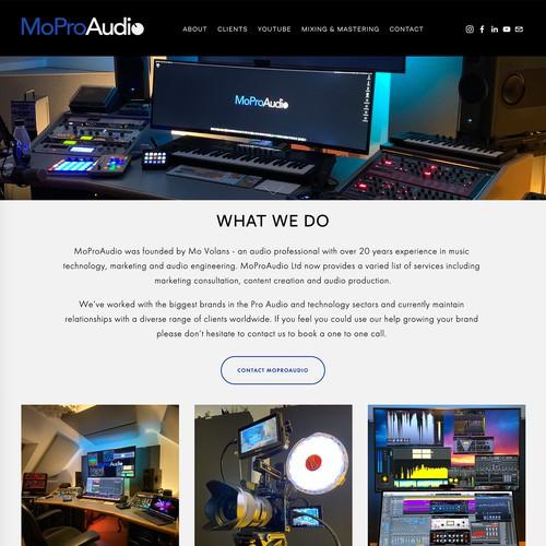 MoPro Audio Design
