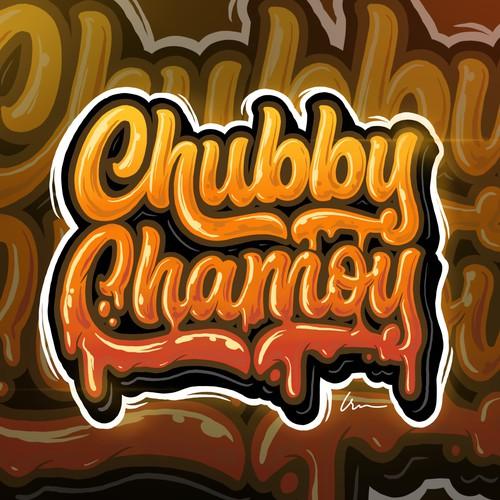 Chamoy logo design