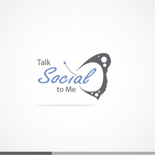 Talksocialtome.com - clean, simple logo needed NOW!