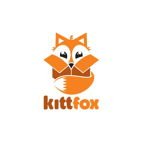 Create the next logo for KitFox