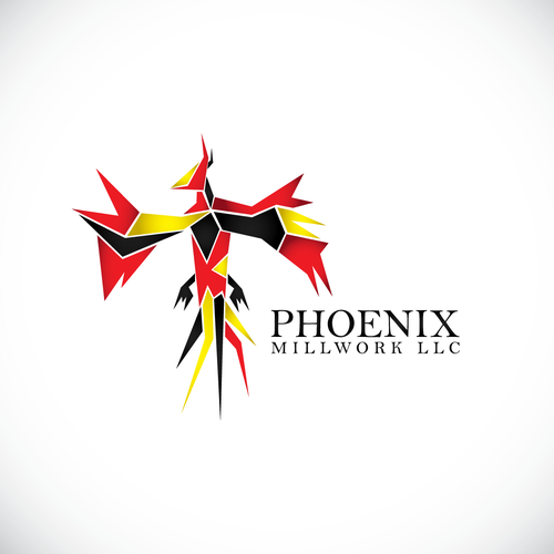 Phoenix Millwork LLC needs a new logo