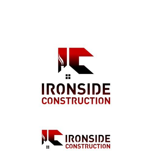 Logo for constuctions company