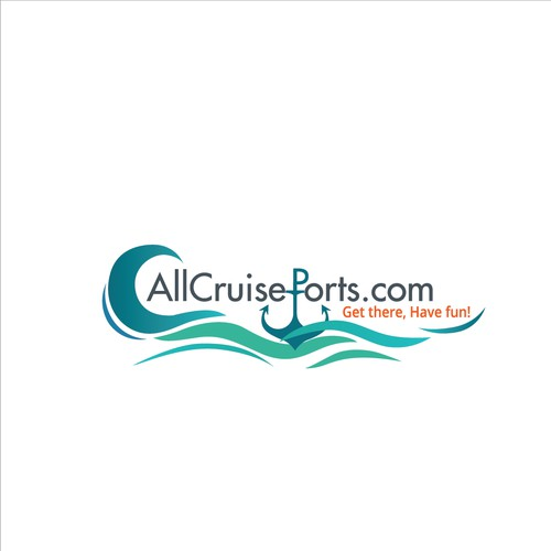Logo for cruiseport review site