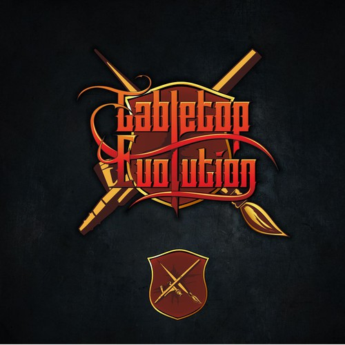 Logo for Tabletop Miniatures Painting