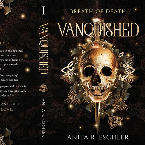 VANQUISHED - Breath of Death by Anita R. Eschler