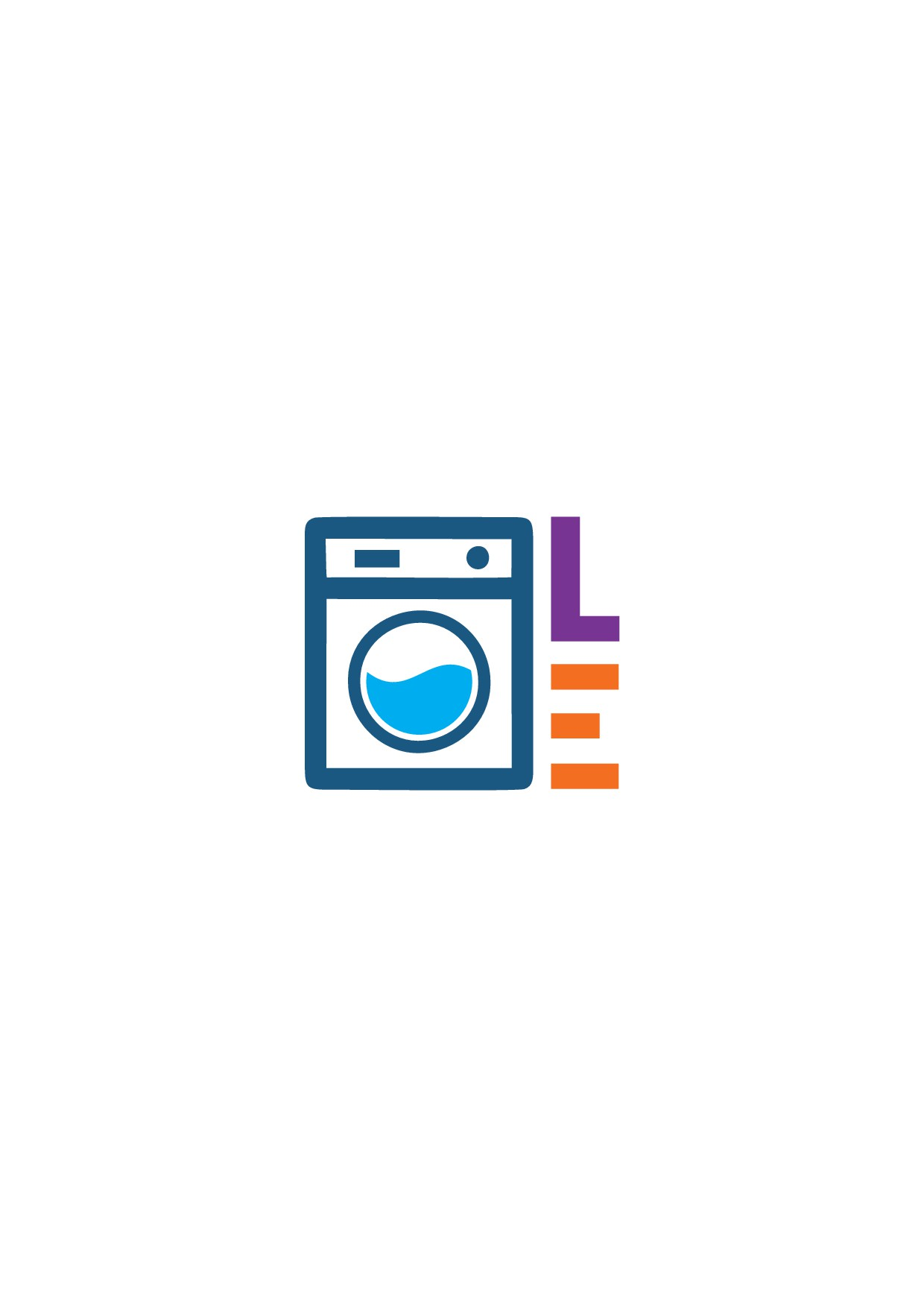 In need of a clean design for a premium laundromat service with pick up and delivery being priority.