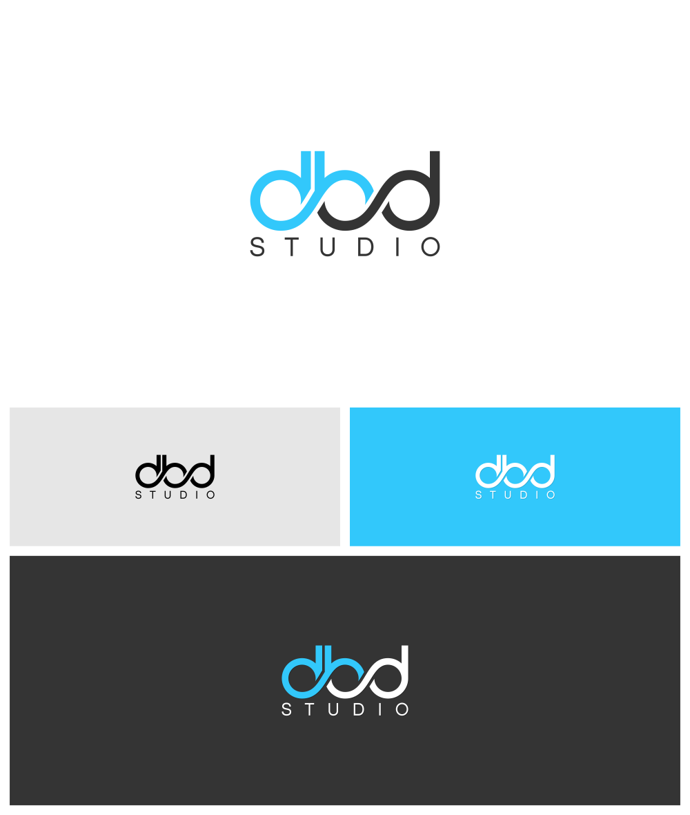 logo for dbd Studio, an architectural firm