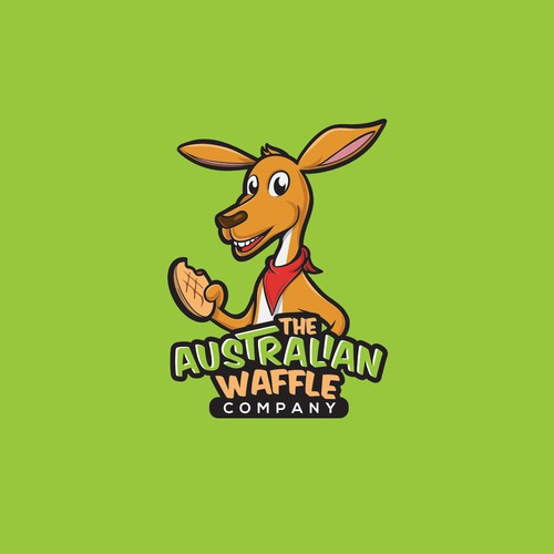 Logo Contest Entry For Australian Waffle
