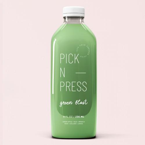 Juice Brand Logo