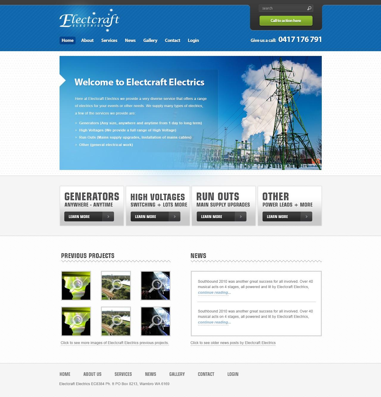 Create a winning website design