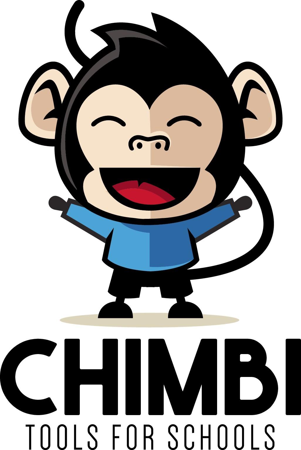 Create a fun monkey logo for Chimbi app