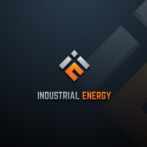 Bold logo for Industrial Energy