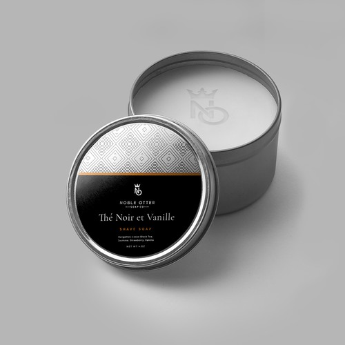 Shaving Soap and Aftershave Labels