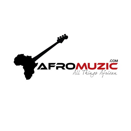 Help Afromuzik.com with a new logo