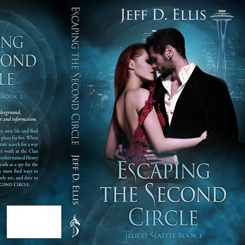 Paranormal Romance cover