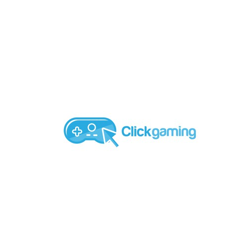 Logo design Concept for ClickGaming