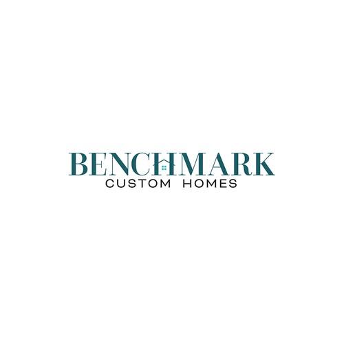 Benchmark Custom Homes Logo