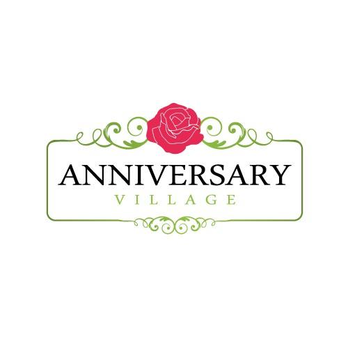 Anniversary Village Logo