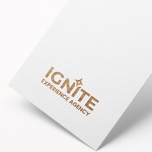 Ignite - logo design