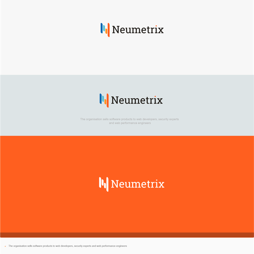Simple and nice logo for Neumetrix