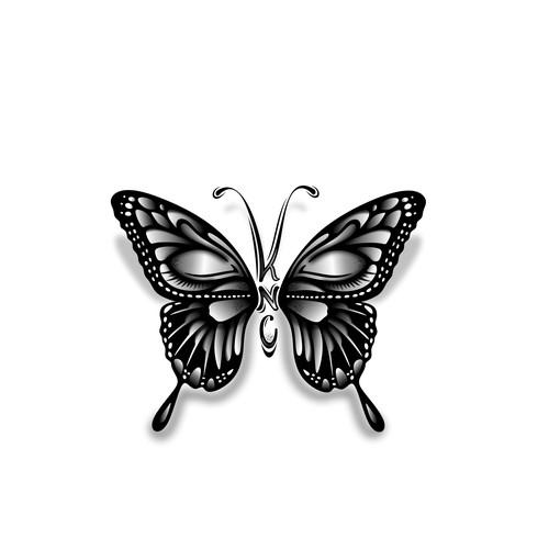 Buterfly tattoo