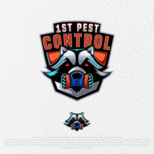 1st Pest Control needs a new logo and marketing materials!